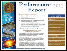 2011 Performace Report